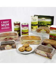 Yorkshire Hamper with T Best Mum Card
