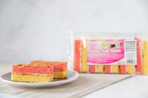 Angel Cake Slice