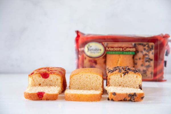 Madeira Cakes Triple Variety Pack