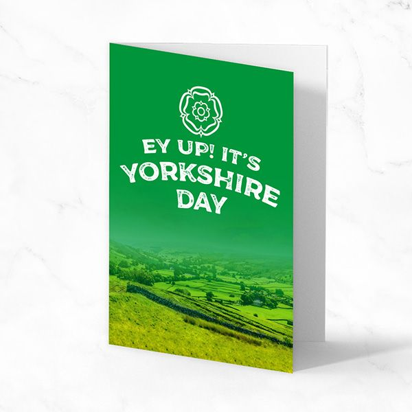 Ey Up! It's Yorkshire Day