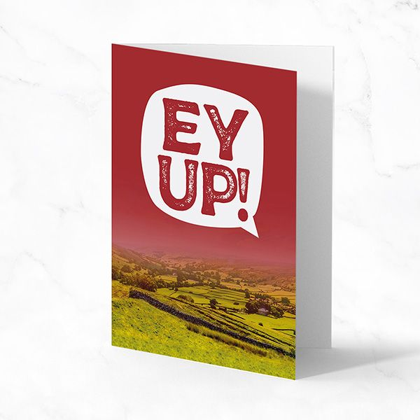 Ey Up!