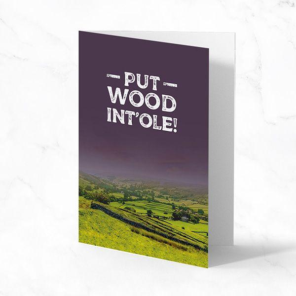 Put Wood Int'Ole!