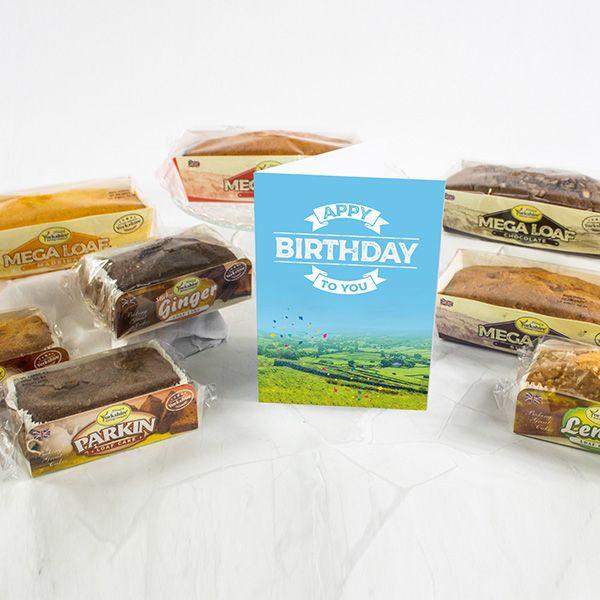 YBC Classics Box with Appy Birthday Card