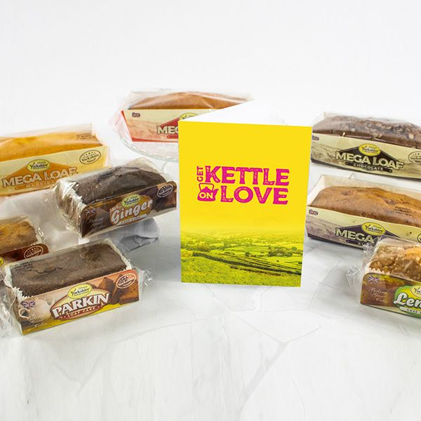 YBC Classics Box with Get Kettle On Love Card
