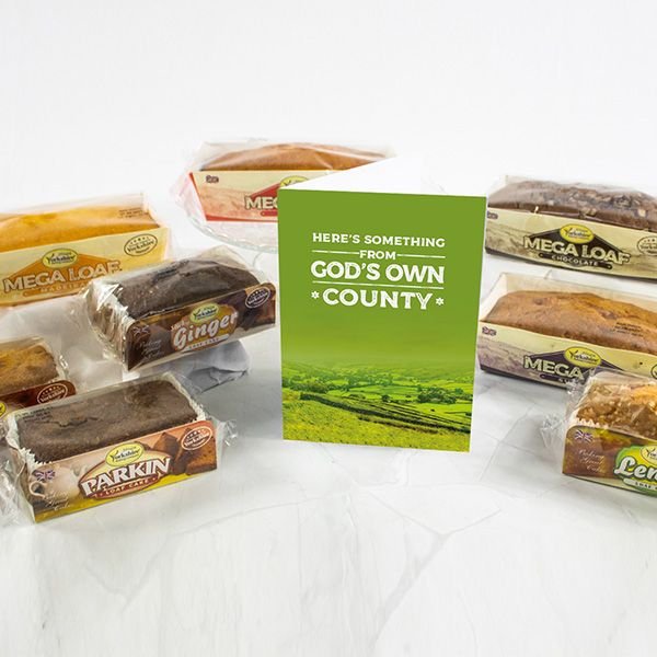 YBC Classics Box with God's Own County Card