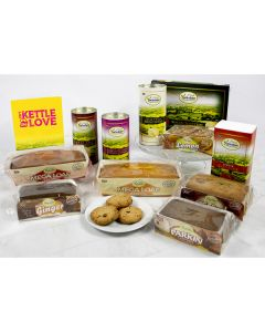 Yorkshire Hamper with Get Kettle On Love Card