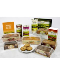 Yorkshire Hamper with Me To Thee Card