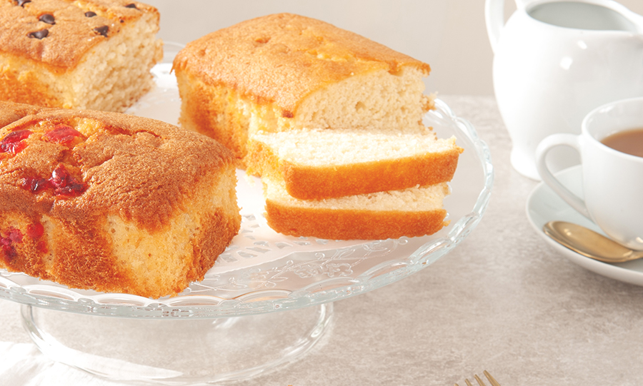 5 Must-Have Loaf Cakes this Summer
