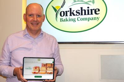 Leading Bakery - Yorkshire Baking Company Launch New Online Shop