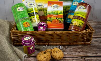 Introducing Our Yorkshire-Themed Luxury Biscuits Gift Sets