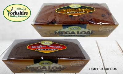YBC launch Halloween and Bonfire Night Limited Edition Mega Loaves
