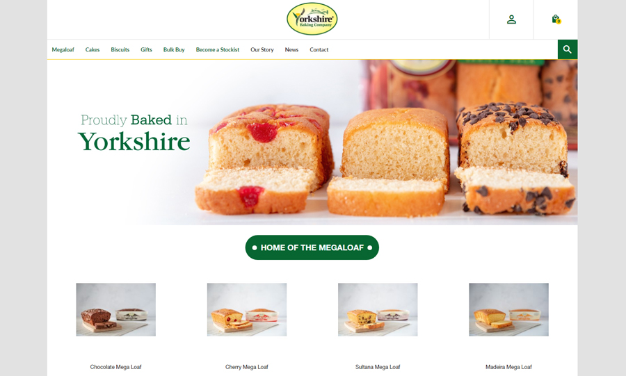 Yorkshire Baking Company Launch Online Shop
