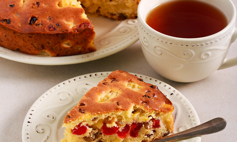 Yorkshire Tradition: Pairing Fruit Cake with Cheese